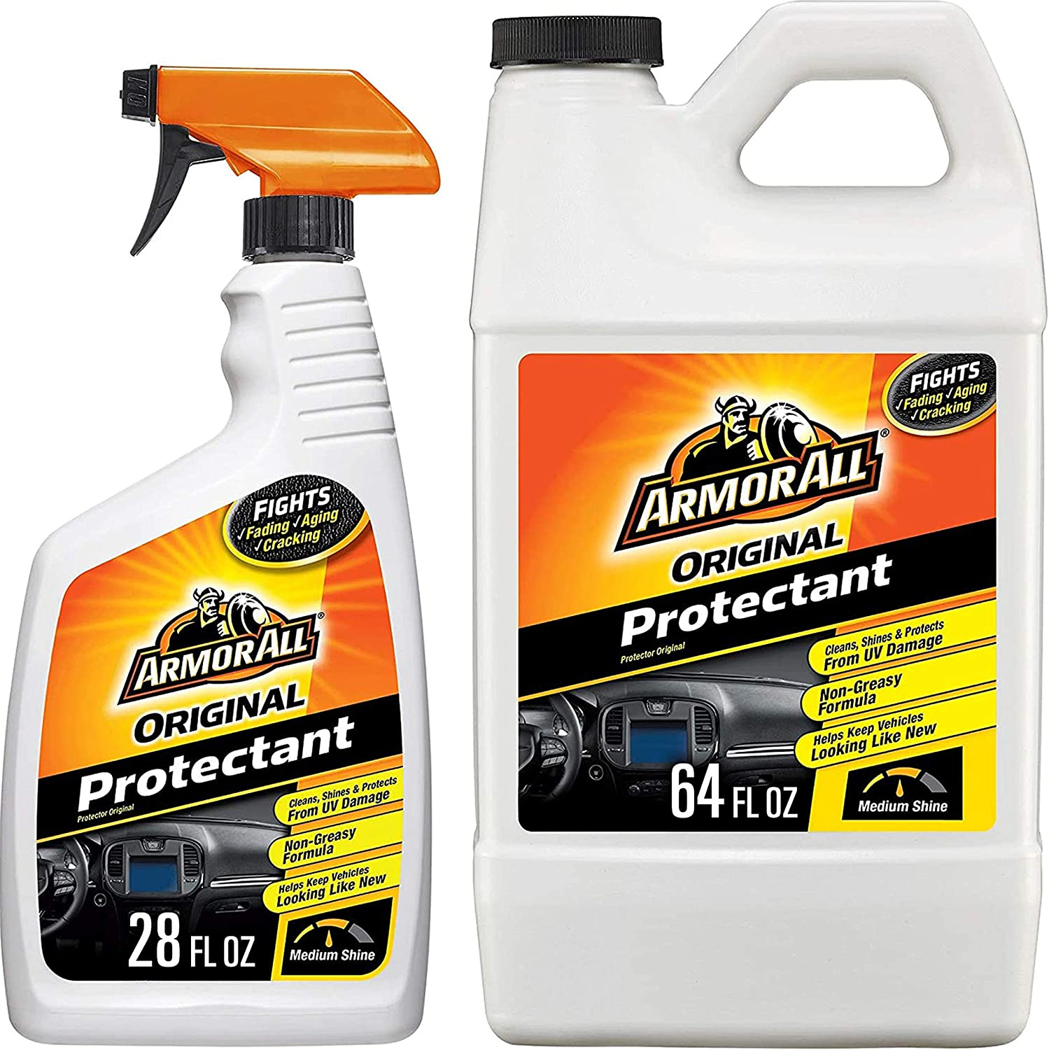 Max 56% OFF Armor All Original Protectant Spray Interior Refill Car NEW and Cle