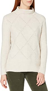 Comma dames pullover PULLOVER LANGARM