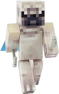 EnderToys Pug Action Figure Toy, 4 Inch Custom Series Figurines