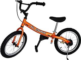 Glide Bikes Kid's Go Glider Balance Bike, 16-Inch