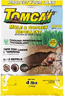 Tomcat Mole and Gopher Repellent Granules (Not Sold in AK)