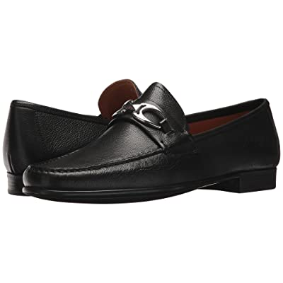 Right Bank Shoe Cotm Charles Bit Loafer (Black) Men