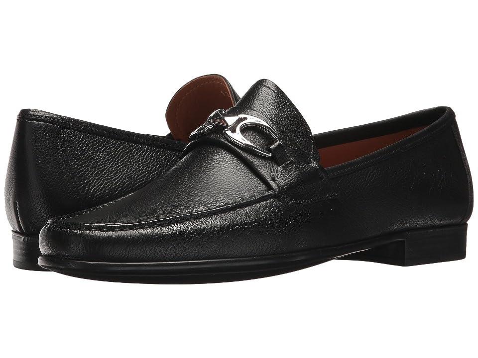Right Bank Shoe Cotm Charles Bit Loafer (Black) Men