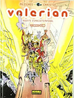 VALERIAN, AGENTE ESPACIOTEMPORAL 3 (CÓMIC EUROPEO)