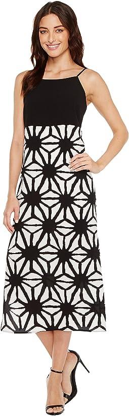 Tribal Starlight Maxi Dress w/ Side Slits