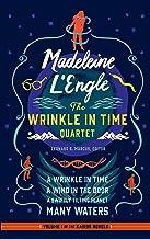 Madeleine L'Engle: The Wrinkle in Time Quartet (LOA #309): A Wrinkle in Time / A Wind in the Door / A Swiftly Tilting Plan...