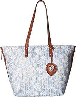 Siesta Key East/West Tote