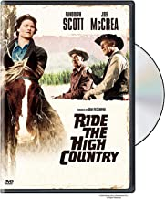 RIDE THE HIGH COUNTRY (WS)(DVD)