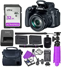 Canon PowerShot SX70 HS 20.3MP 4K Video Digital Camera with 18 Accessories Value Bundle