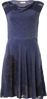 IVKO Intarsia Linen Dress