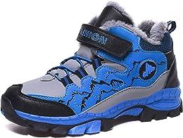 Chaussure Hiver Garçons Anti-dérapant Botte de Nei