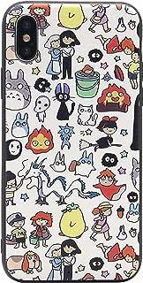 iPhone 7 Case, iPhone 8 Case, MC Fashion Cute Cartoon My Neighbor Totoro 3D Print Matte Case, [Full Cover] Protective Soft Slim TPU Case Skin for Apple iPhone 7/8 (4.7-Inch) (#2)