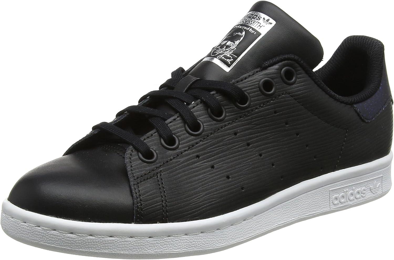 Adidas Unisex-Kinder Stan Smith J Tennisschuhe  | Louis, ausführlich