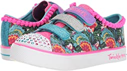 SKECHERS KIDS - Twinkle Toes - Twinkle Breeze 2.0 10877L Lights (Little Kid/Big Kid)