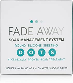 Fade Away Silicone Scar Treatment Dots