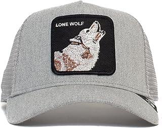 Goorin Bros Trucker Cap Wolf Grey - One-Size