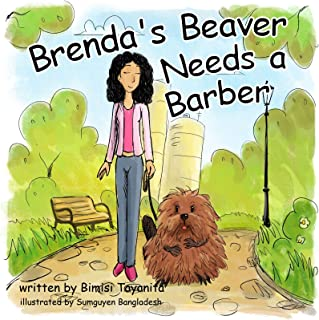 beaver needs a barber