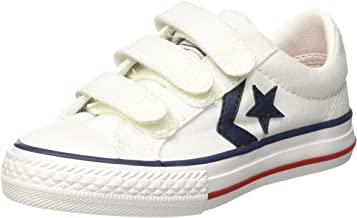 Converse Kids Star Player 3V Ox Canvas Trainers
