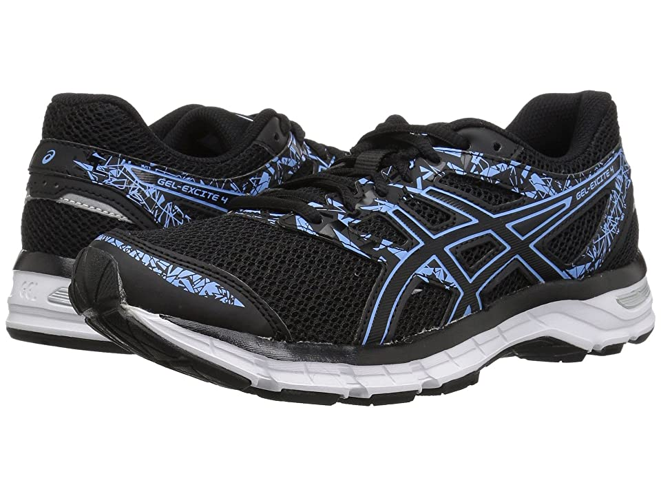 ASICS Gel-Excite(r) 4 (Black/Blue Bell) Women