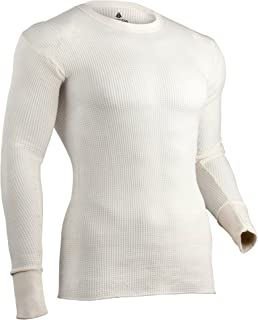 Indera Men's Traditional Long Johns Thermal Underwear Top