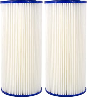 LabExact LEC5500 7 Packs of 100 pcs Grade C 5.5cm Binderless Glass Microfiber Filter