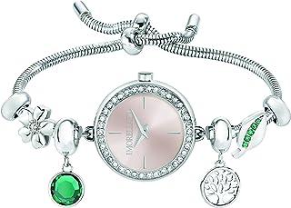 Morellato R0153122591 Drops Year Round Analog Quartz Silver Watch