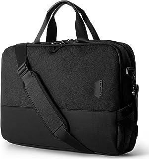 Laptop Bag,BAGSMART 15.6 Inch Laptop Case for Men Women Computer Bag Briefcase Work Business Travel