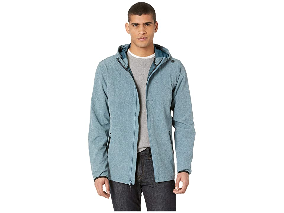 Rip Curl Elite Anti Series Winderb Jacket (Blue) Men