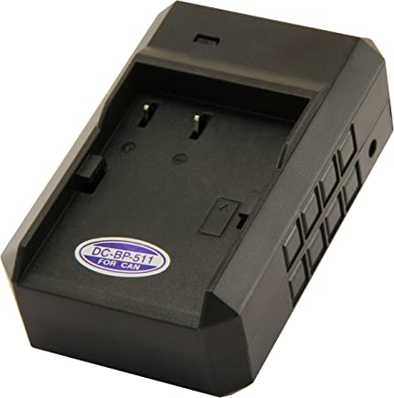 STK CB-5L Canon BP-511 BP-511A Battery Charger - for Canon EOS-5D, Canon EOS-40D, Canon EOS-50D, Canon EOS-20D, Canon EOS-30D, Canon EOS-1D, Canon EOS-10D, Canon EOS-Digital Rebel, Canon EOS-D60, Canon EOS-300D, Canon EOS-D30, Canon EOS Kiss, Canon Powershot G1, Canon Powershot Pro1, Canon Powershot G2, Canon Powershot G3, Canon Powershot G5, Canon Powershot G6, Canon Powershot Pro90 IS, Canon Optura 20, Canon Optura Xi, Canon Optura 10, Canon Optura 200MC, Canon Optura Pi, Canon Optura 100MC, Canon MV700i, Canon MV650i, Canon ZR-60, Canon ZR-80, Canon ZR-85, Canon ZR-10, Canon ZR-40