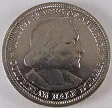 1893 columbian exposition half dollar coin