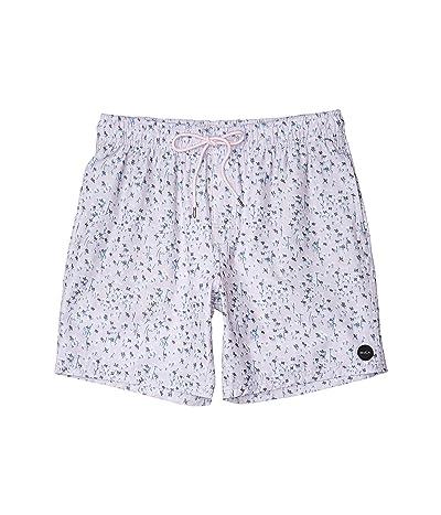 RVCA Controller Elastic Shorts (Pale Lilac) Men