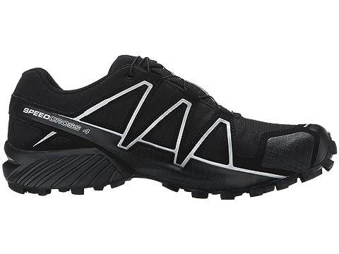 X Negro Negro 4 Speedcross Metallic GTX Salomon Plata Oq04aZWw