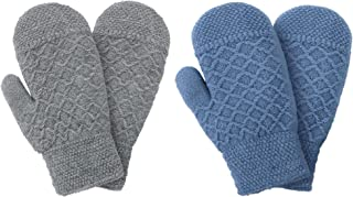 fleece fun mittens