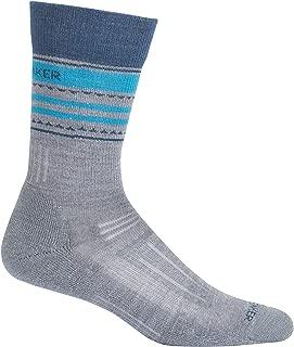 Icebreaker Merino Hiking Crew Socks, New Zealand Merino Wool
