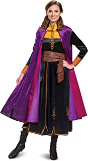 Women's Disney Anna Frozen 2 Deluxe Adult Costume