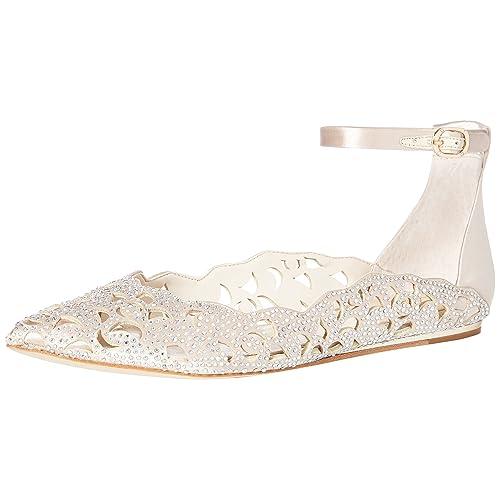 Wedding Ballet Flats Amazon Com