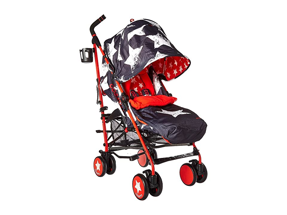 Cosatto Supa Stroller (HipStar) Strollers Travel, Black