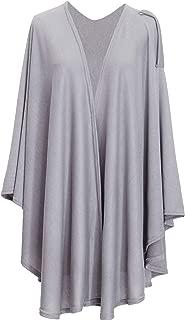 MissShorthair Lightweight Plain Infinity Scarfs for Women