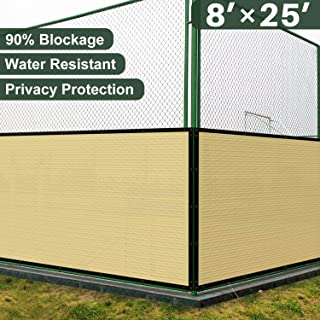 Best 8ft privacy fence panels Reviews