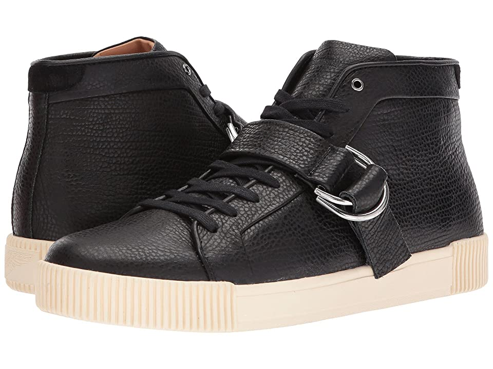 Michael Bastian Gray Label Lyons Hi Top Sneaker (Nero) Men's Shoes