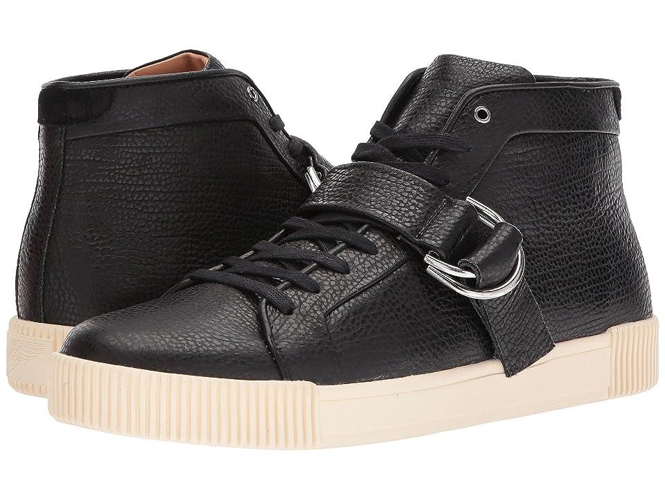 Michael Bastian Gray Label Lyons Hi Top Sneaker (Nero) Men