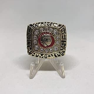 1994 size 11 Earl Cureton #35 Houston Rockets