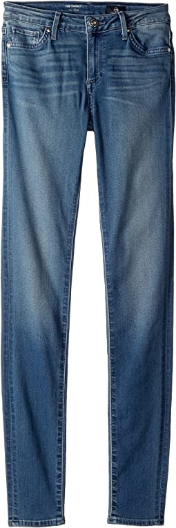 Super Skinny Jeans in Elmbers Blue (Big Kids)