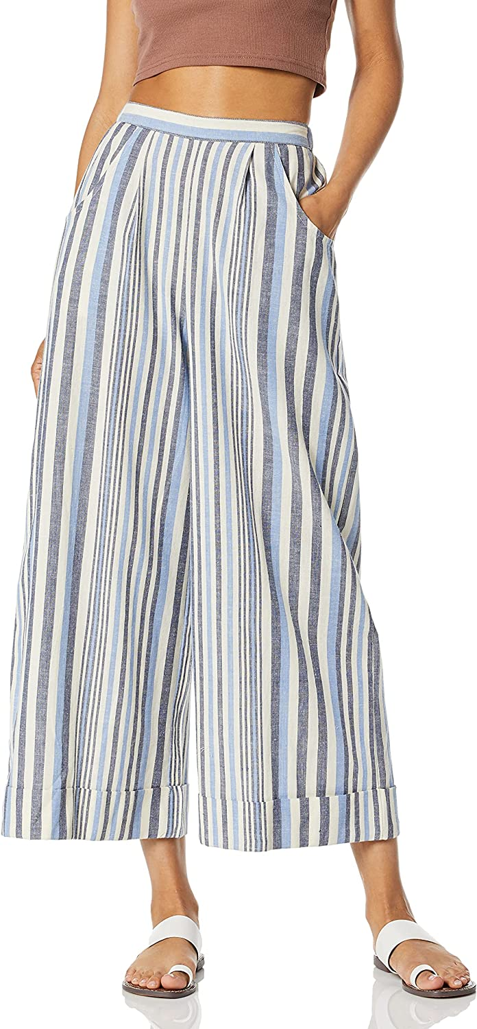 Angie Popularity Women's Wide Cheap mail order shopping Pant Leg Cuff