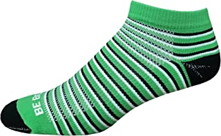 Premium Quality Colorful Athletic Socks, Made in the USA
