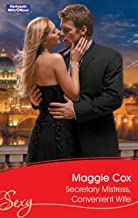 Secretary Mistress, Convenient Wife (In Bed with the Boss Book 12)