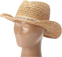San Diego Hat Company Kids - PBC1010 Kids Paper Cowboy Hat (Toddler/Little Kids/Big Kids)
