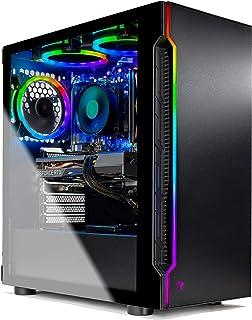 Skytech Shadow 3.0 Gaming PC Desktop - AMD Ryzen 5 3600 3.6GHz, RTX 3060 Ti 8GB GDDR6, 16GB DDR4 3000, 1TB NVMe SSD, B450 ...