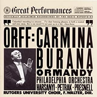 Best carmina burana choral Reviews
