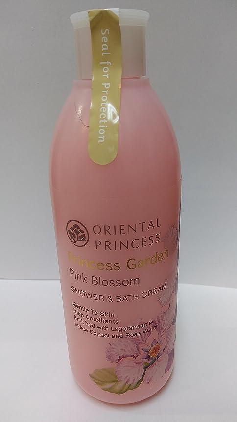 狂う恐れるスプレーORIENTAL PRINCESS シャワー アンド バス クリーム 250ml Princess Garden/Pink Blossom